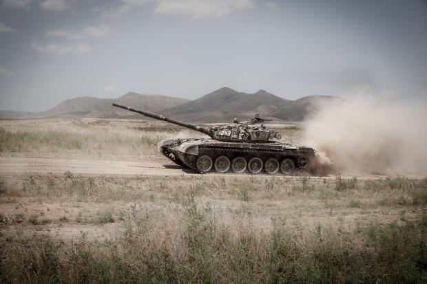 russland wladimir-putin georgien armee Kaukasus