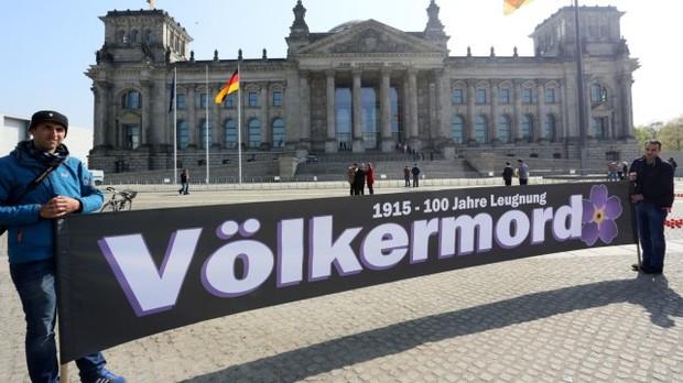 deutscher-bundestag türkei armenien genozid