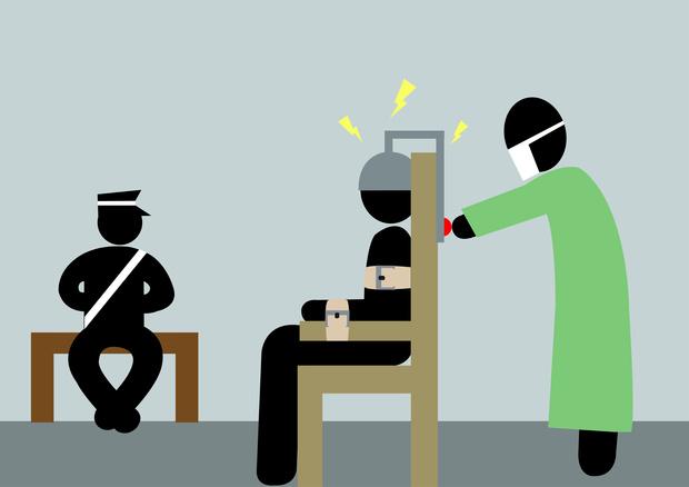 iran todesstrafe