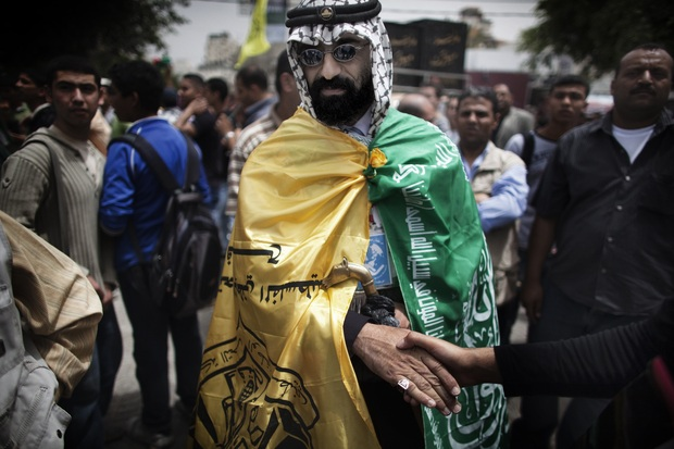israel palaestina vereinte-nationen hamas fatah