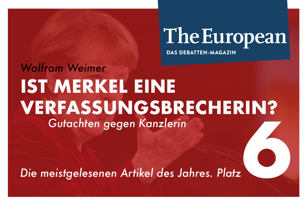 angela-merkel bundeskanzler fluechtlinge flüchtlingskrise