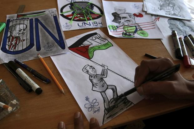 israel palaestina vereinte-nationen nahost-konflikt