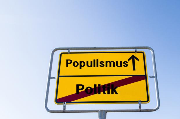 europa-politik cdu merkel-kritik populismus rechtspopulismus