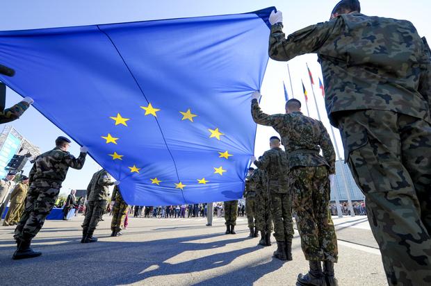 europa-politik armee donald-trump