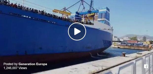 migration italien flüchtlinge flüchtlingskrise