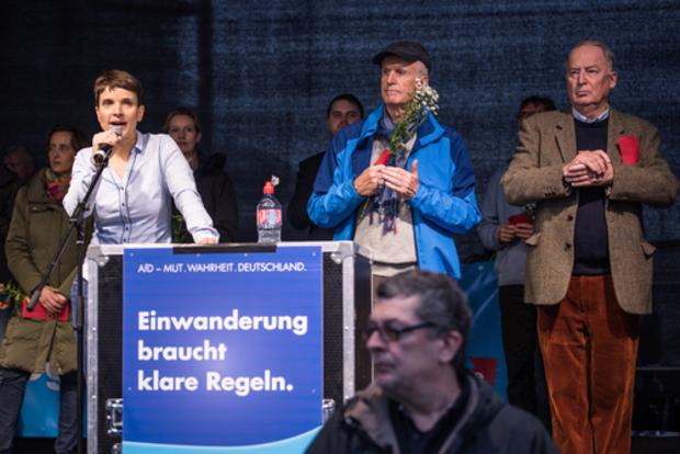 Offener Brief Von Frauke Petry The European