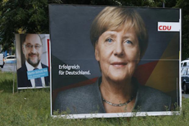 spd cdu hessen volker-bouffier Martin Schulz landtagswahl hessen