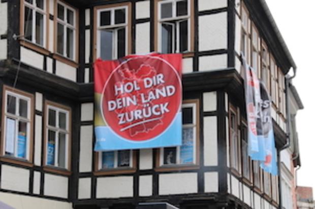 grosse-koalition cdu AfD alexander-gauland Alice-Weidel AfD Deutschland AfD-Fraktion