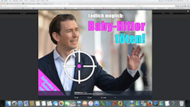 satire sebastian-kurz