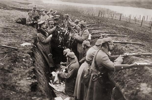 deutschland england weihnachten erster weltkrieg
