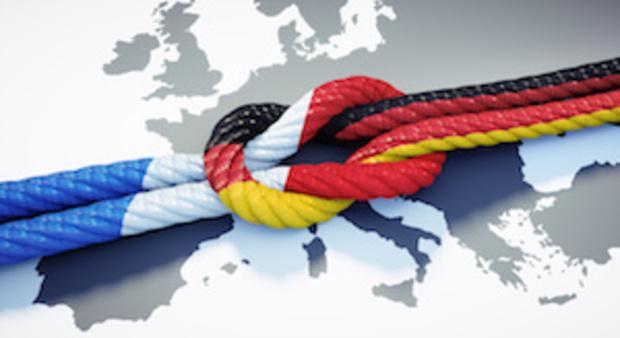 frankreich europa-politik europa deutschland