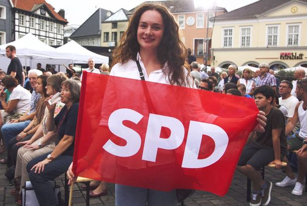 spd sozialdemokratie generation