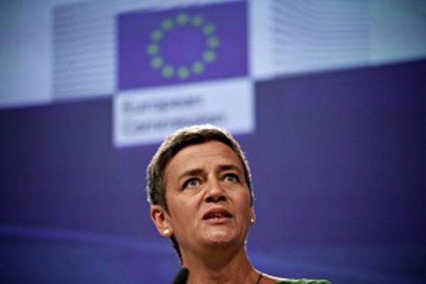 eu-kommission kommissionspräsident vestager Margrethe Vestager