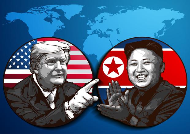 nordkorea kim-jong-un atomausstieg atompolitik donald-trump
