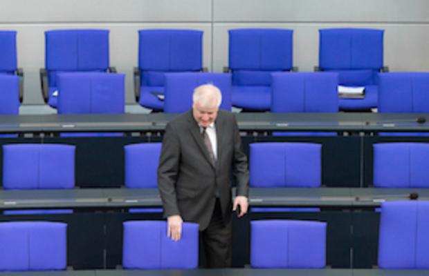 angela-merkel berlin horst-seehofer Günter Zehm Sommerloch