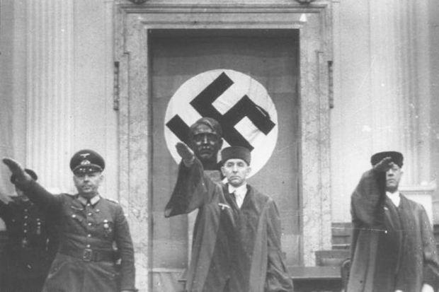 nationalsozialismus adolf-hitler studentenprotest Konzentrationslager