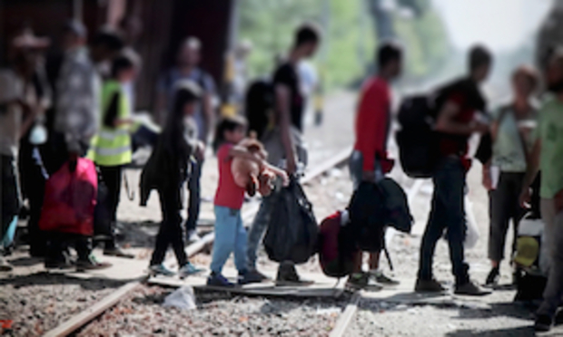 deutschland migration asyl immigration politisches-asyl flüchtlinge Asylstreit illegale Migration flüchtingswelle Grenzöffnung 2015