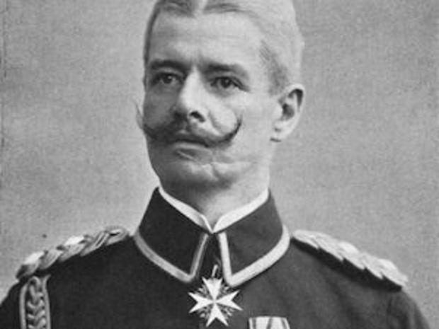 armee erster-weltkrieg Jesko von Puttkamer 1918