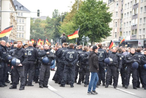 Hetzjagd In Chemnitz