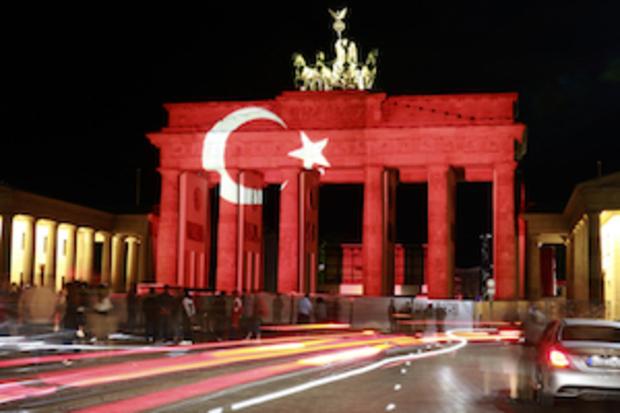 türkei recep-tayyip-erdogan angela merkel Bundeskanzlerin