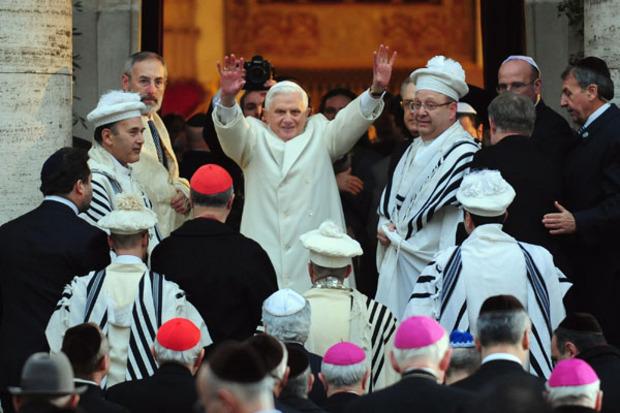 judentum papst-benedikt-xvi piusbruderschaft