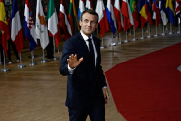 cdu madrid Emmanuel Macron en Marche ALDE