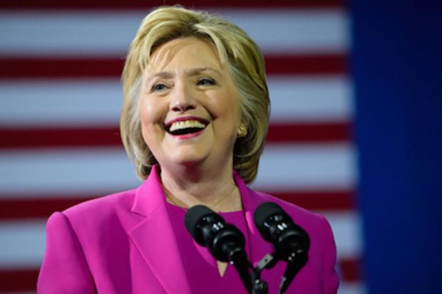 amerika hillary-clinton demokraten donald-trump Bill Clinton wahl amerika