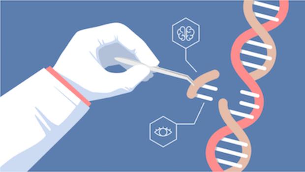 genetik morbus chron CRISPR/Cas9