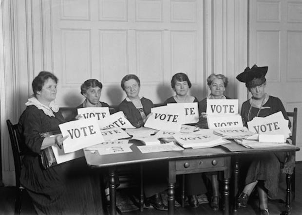 frauenrechte wahlrecht Katja-Kipping die LINKE Frauenwahlrecht