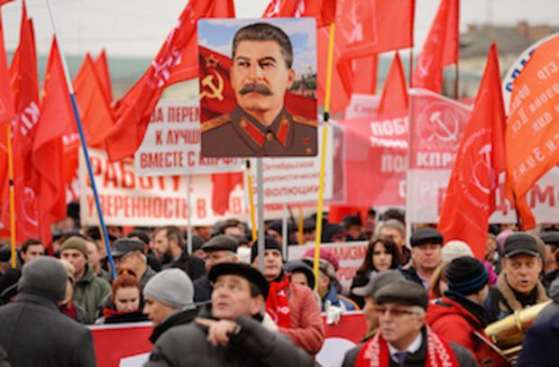 russland diktatur wladimir-putin stalin stalins erben rußland