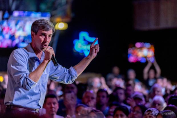 us-wahl donald-trump Beto O'Rourke