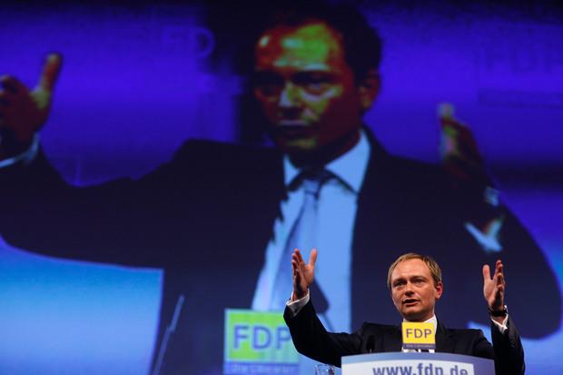 fdp parteipolitik nrw christian-lindner wahl