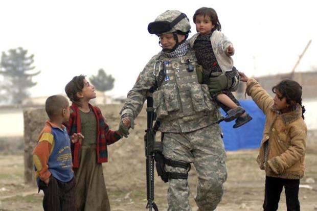 afghanistan oeffentlichkeit terrorismus waehlerwille truppenabzug