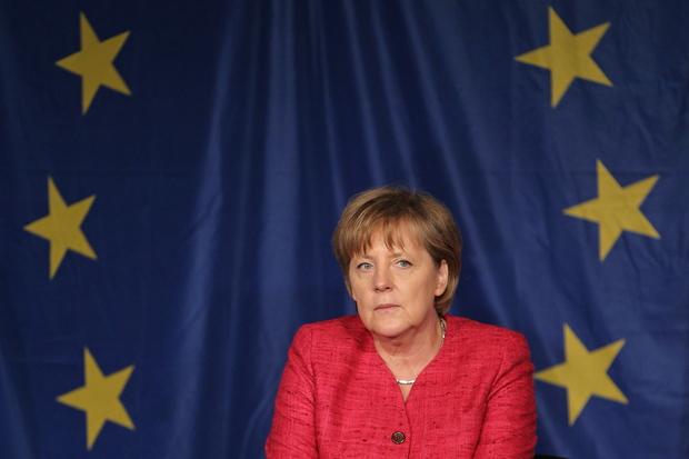 angela-merkel europaeische-union eurozone deutschland griechenland schwarz-gelb