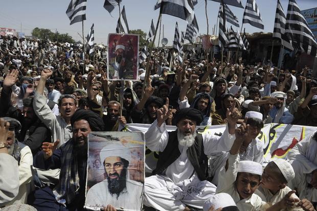 osama-bin-laden terrorismus ikone