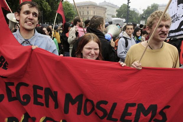 islam mittlerer-osten rechtspopulismus protest