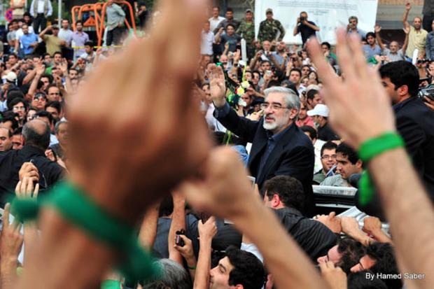 iran jugend ueberwachung demonstration gruene-revolution