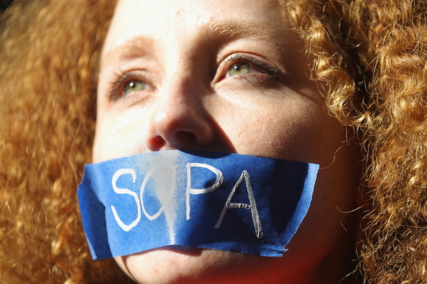 internet protest copyright anonymous sopa
