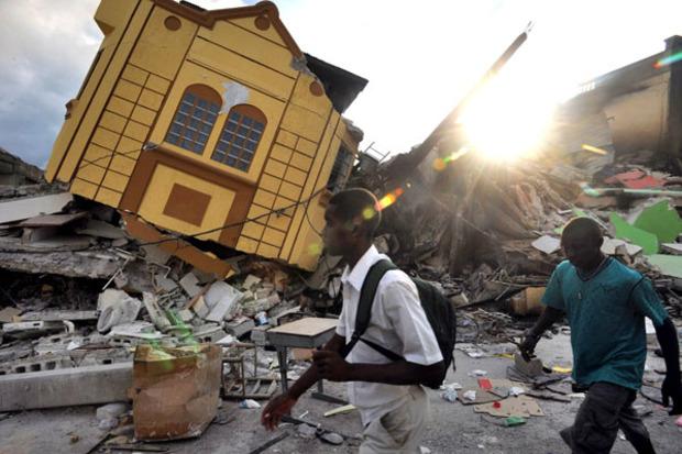 haiti wirtschaftskrise entwicklungszusammenarbeit katastrophenhilfe