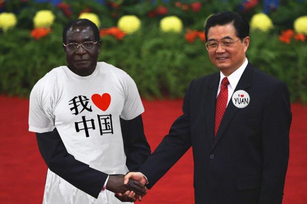 afrika diktatur china hilfskredit