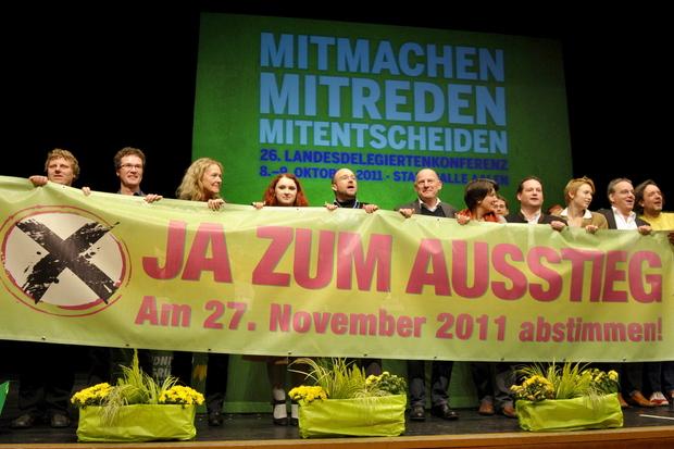 stuttgart-21 die-gruenen infrastruktur volksentscheid direktdemokratie