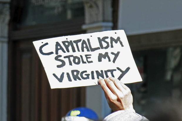 medien gesellschaft protest kapitalismus kapitalismuskritik frank-schirrmacher