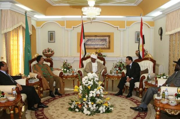 sudan darfur suedsudan omar-al-bashir splm sued-sued-kooperation