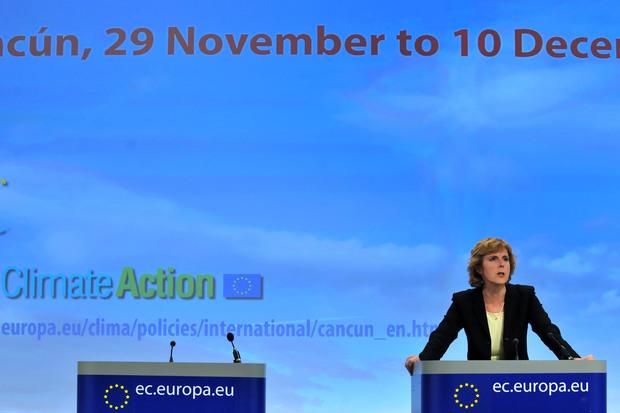 europaeische-union klimawandel klimagipfel cancun