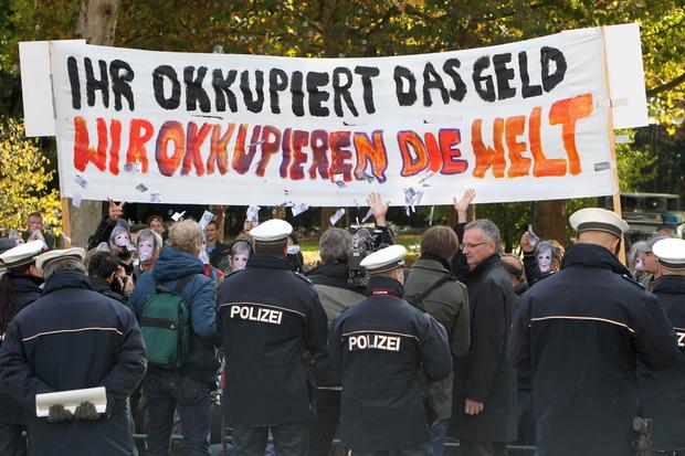 frankfurt wutbuerger kapitalismuskritik occupy-wallstreet