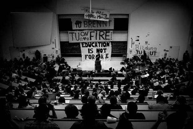 hochschulwesen soziale-gerechtigkeit finanzierung studiengebuehren