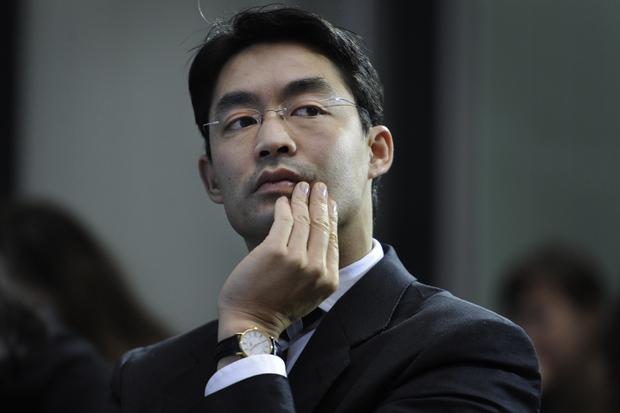 fdp partei eurokrise philipp-roesler fuehrung