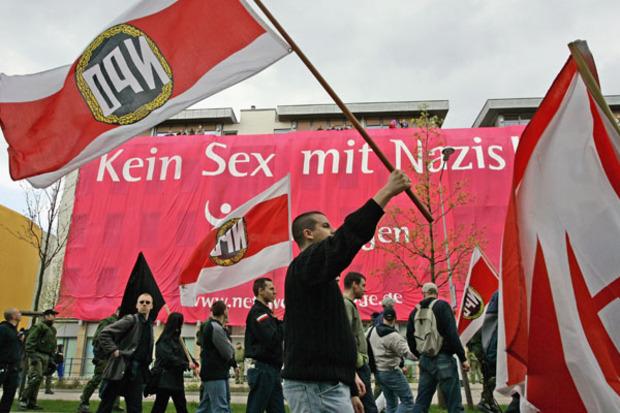 demokratie rechtsextremismus vorurteil npd xenophobie parteiverbot