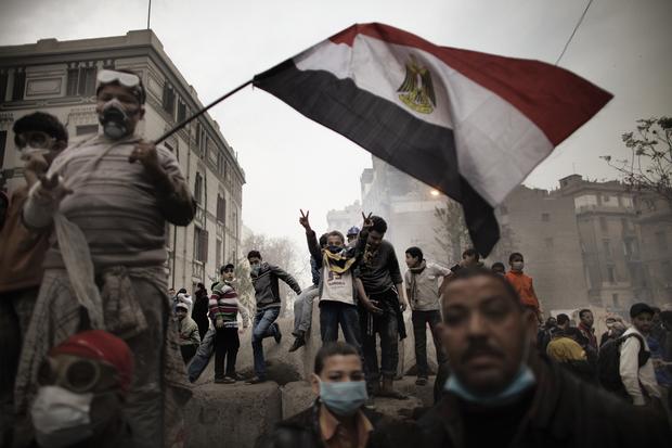 demokratie aegypten militaer mohammed-mursi
