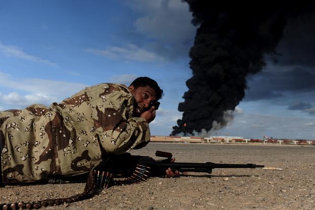 erneuerbare-energien wirtschaft aegypten libyen desertec oel-importe